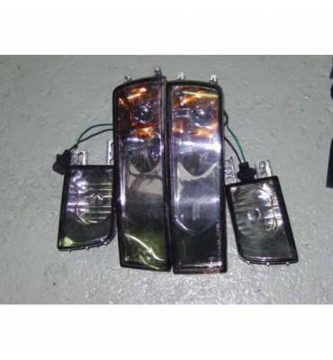 VW Golf 3 Klarglas Leuchte