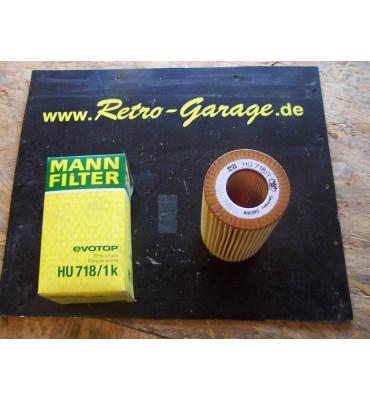 MANN Ölfilter HU718/1K