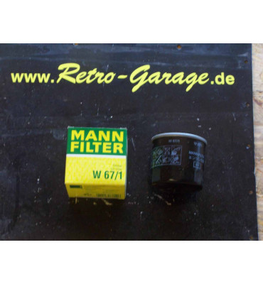 MANN Ölfilter PF1050/1N