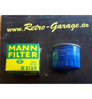 MANN Ölfilter W813/6