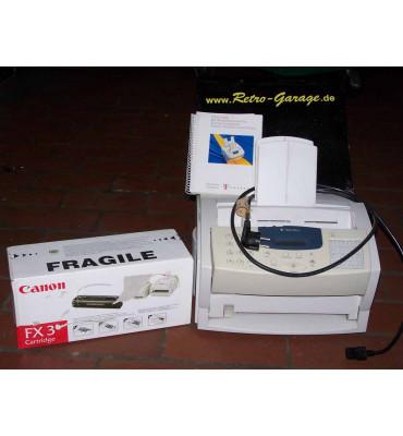 T-Fax Modell 374L inkl. Ersatzpatrone